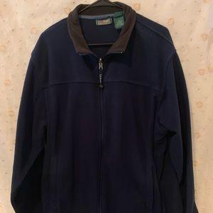 🎉 HP 7/11 🎉 L.L.Bean fleece jacket